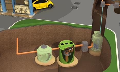 Depurazione acque soluzioni per la depurazione di acque for Schema scarico acque reflue domestiche